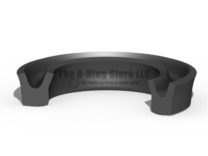 Hydraulic U Cup Seals Metric Rod Piston 16mm ID x 26mm OD x 8mm Seal