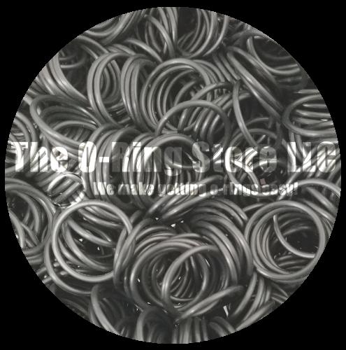 O-ring metrico in gomma Viton/® FKM, diametro 12 mm 8 mm x 2 mm confezione da 10 durezza 75 A